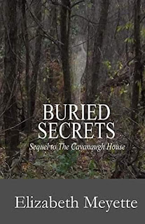 Buried Secrets - a best-selling mystery by Elizabeth Meyette