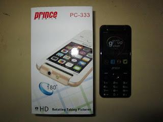 Hape Unik Prince PC333 Rotate Camera New Dual SIM