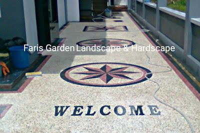 Jasa Tukang Batu Sikat Carport Rembang - Jasa Pembuatan Lantai Carport di Rembang