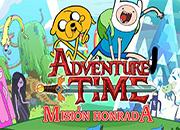 Adventure Time Mision Honrada