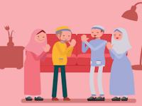 Ucapan Ramadan untuk Orang Terdekat