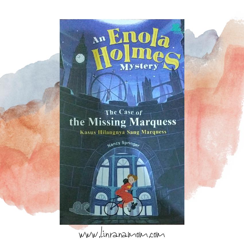 Book: An Enola Holmes Mystery - Kasus Hilangnya Sang Marquess