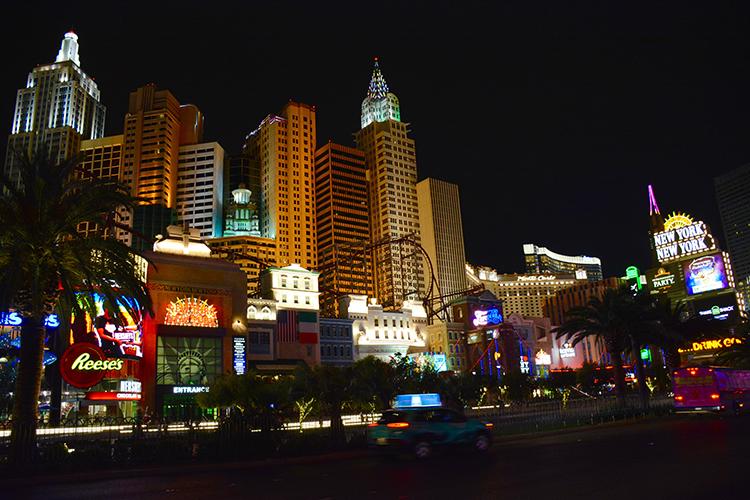 New York, New York | Las Vegas, NV | My Darling Days