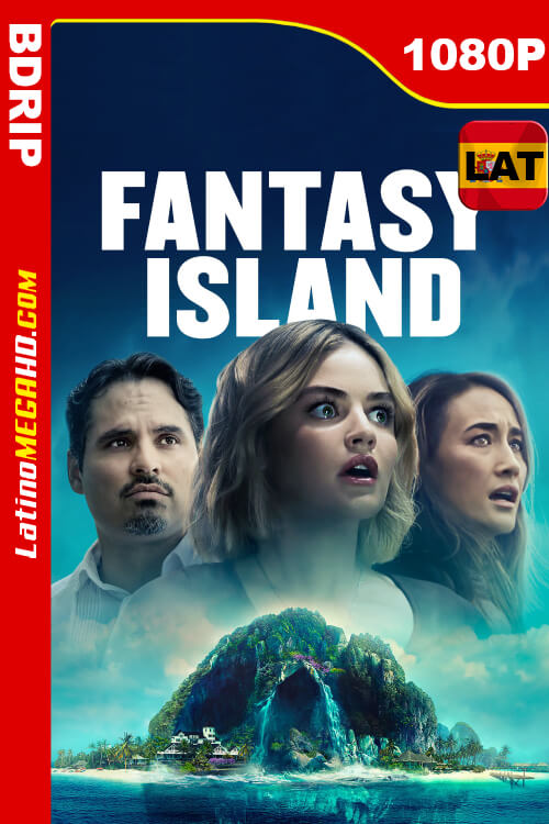 La isla de la fantasía (2020) UNRATED Latino HD BDRip 1080p ()