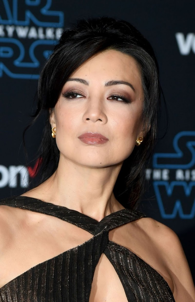 Ming-Na Wen Clicks at Star Wars: The Rise of Skywalker Premiere in Los Angeles 16 Dec-2019