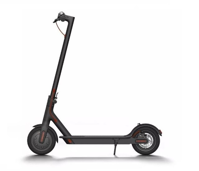 Xiaomi M365 electric scooter is launched