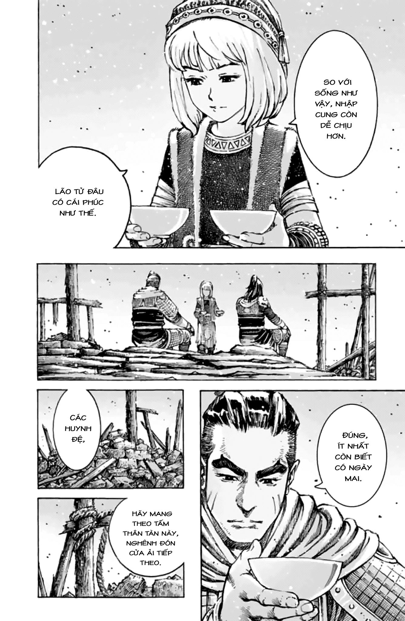 Hỏa Phụng Liêu Nguyên Chap 486 - Trang 27