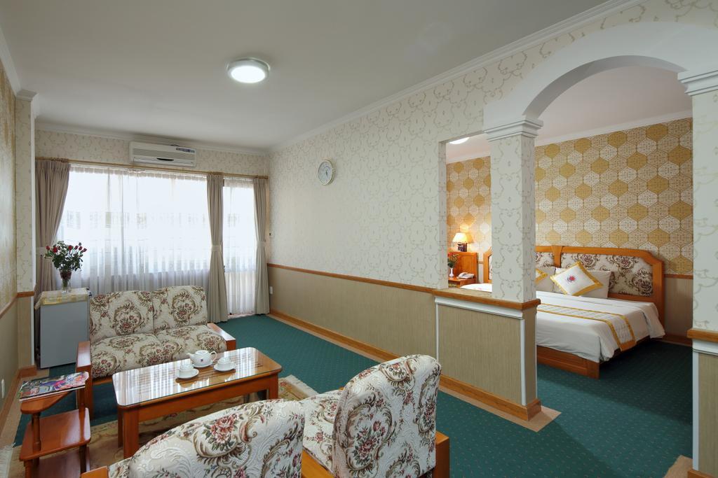 10 Khách sạn Vũng Tàu gần biển (Bãi sau, bãi trước), view đẹp, ngắm biển ĐÃ THÈM
