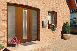 Zewnętrzne drzwi ThermoPlus firmy Hörmann
