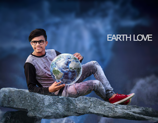 Earth Love Picsart Manipulation Editing|Creative Manipulation Editing|Picsart Editing Tutorial