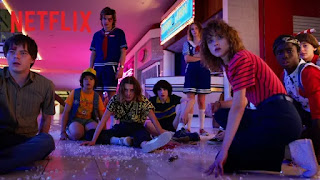 Stranger Things: Netflix Divulga trailer da  3ª Terceira temporada
