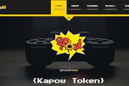 AIRDROP FREE 25$  KAPOW TOKEN !! AIRDROP TERBARU