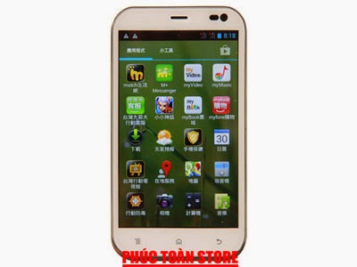 Rom gốc Taiwan mobile A5 done alt