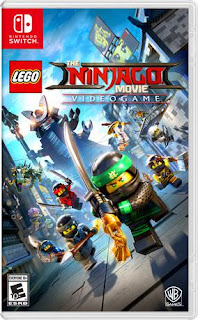 The LEGO NINJAGO Movie Videogame Switch NSP XCI