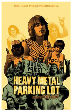 Heavy Metal Parking Lot (full documentary)  #PMRC PunkMetalRap.com