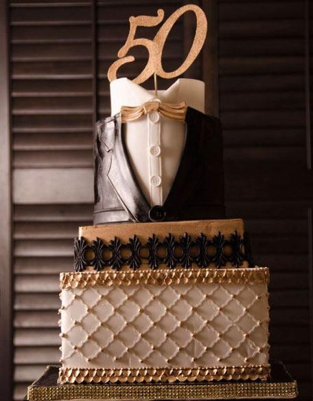 Elegant Cake Ideas for Husband