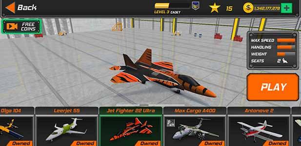 Download Flight Pilot Simulator 3D Free Mod APK