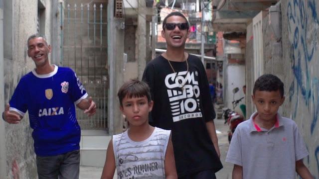 """O rapper paulista duzzão lança o clipe """"Quebrada Conturbada Pt 2"""""""