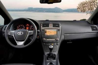 2017 Toyota Avensis Specs