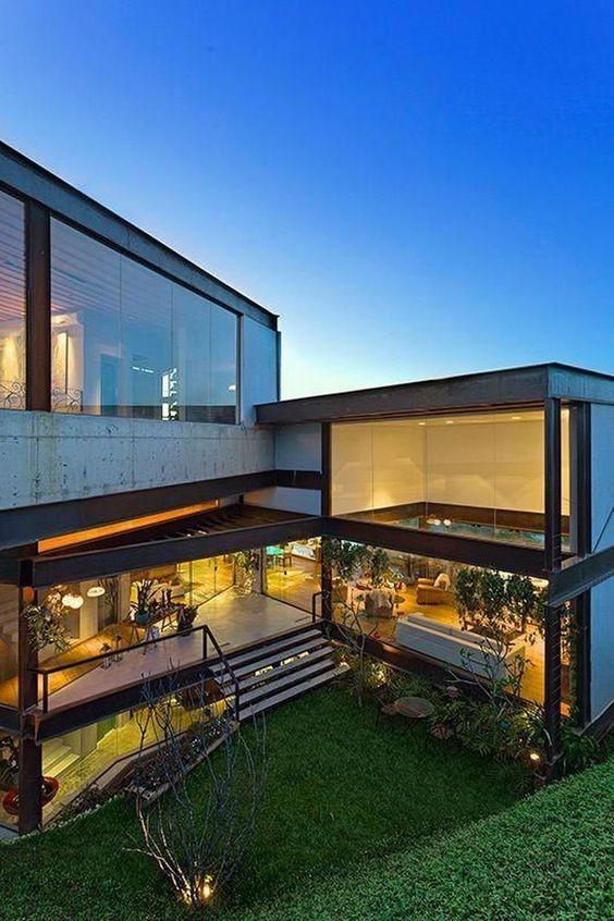 35+ Stunning Modern House Design