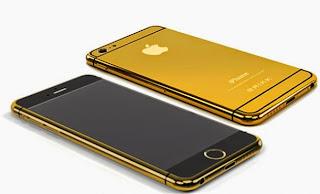 iPhone 6S Berlapis Emas