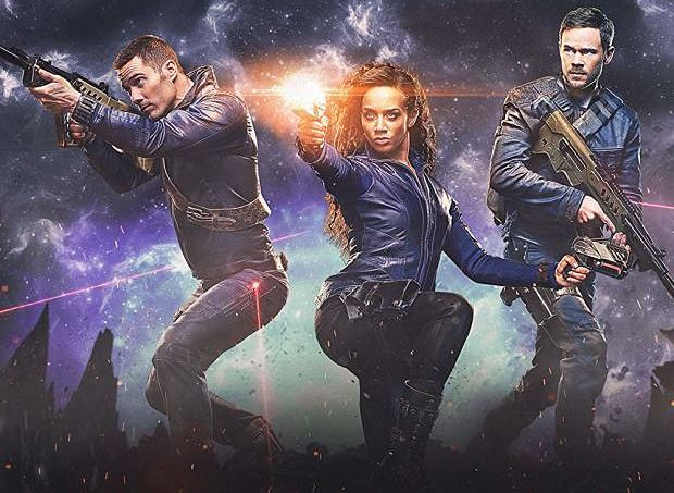 Sinopsis pemain genre Serial Killjoys Season 5 (2019)