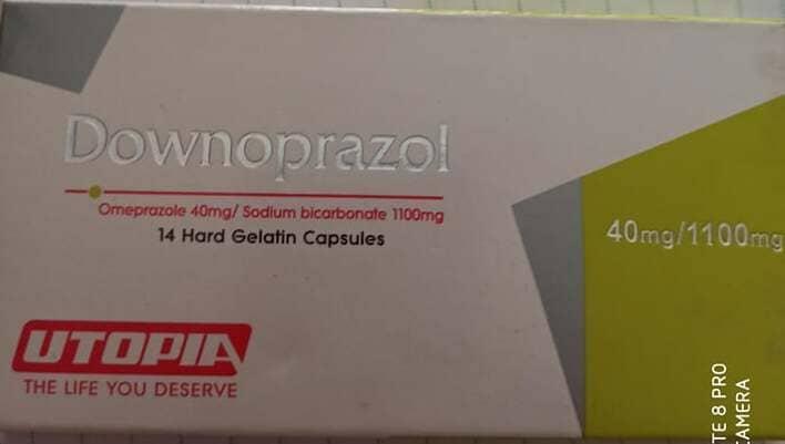 داونوبرازول كبسول-استخدامات دوانوبرازول كبسول