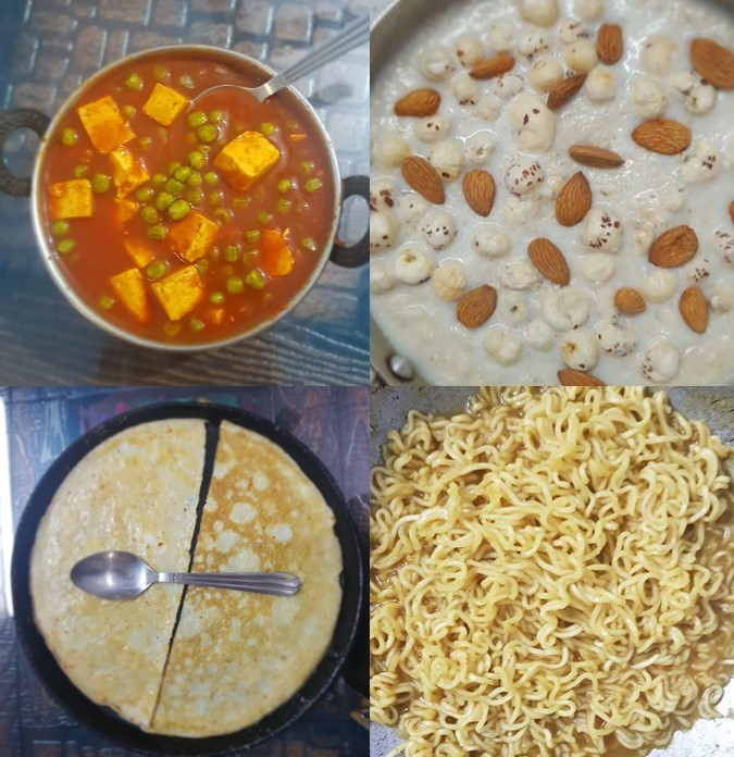 vedang sati cooking multipotentialite living