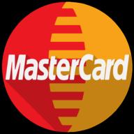 mastercard colorful icon