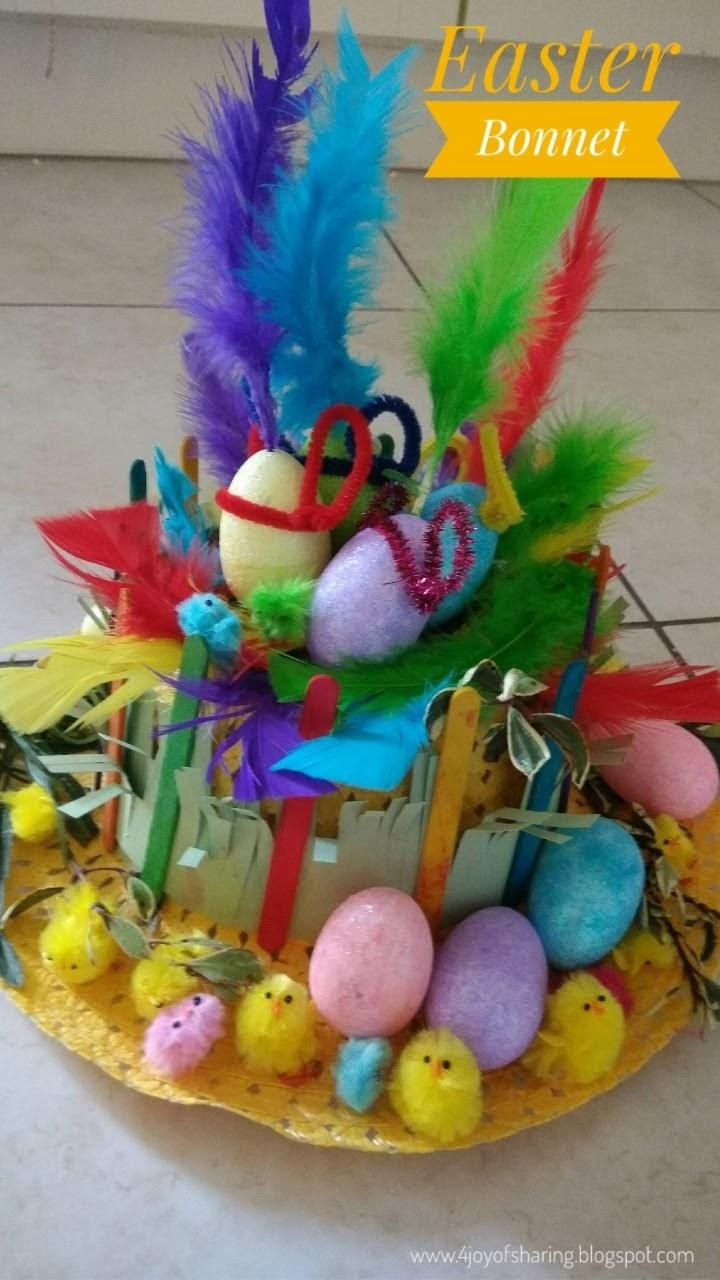 Easter Bonnet Craft, Easter Craft, Easter Bonnet, Easter Hat, Easter Bonnet Parade,  Easter Fun, Kids craft, crafts for kids, craft ideas, kids crafts, craft ideas for kids, paper craft, art projects for kids, easy crafts for kids, fun craft for kids, kids arts and crafts, art activities for kids, kids projects, art and crafts ideas, toddler crafts, toddler fun, preschool craft ideas, kindergarten crafts, crafts for young kids, school crafts