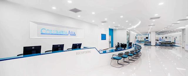 Hospital Columbia Asia terbesar di Malaysia dibuka di Tebrau  Menyediakan khidmat kesihatan swasta yang berkualiti untuk masyarakat Johor