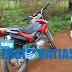 Proprietário oferece recompensa para quem informar a polícia sobre paradeiro de motocicleta furtada em Bacabal