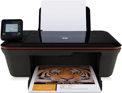 HP deskjet 3055a Ttreiber