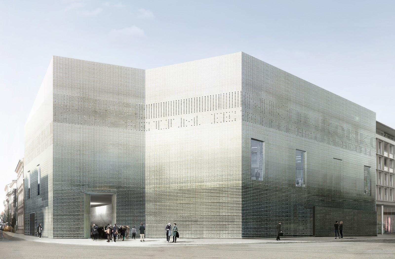Museu das Belas Artes (Kunstmuseum) - Basiléia