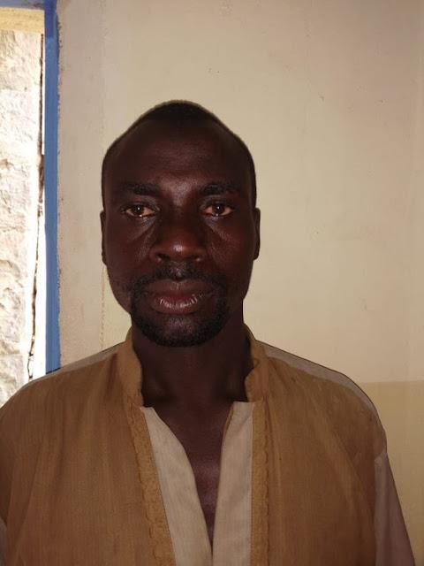 Albert Lelei Ntuitai arrested photo