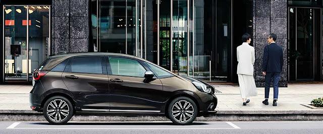 Novo Honda Fit 2020