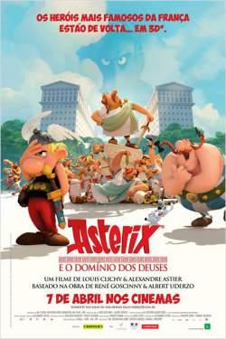 Asterix e o Domínio dos Deuses Dublado