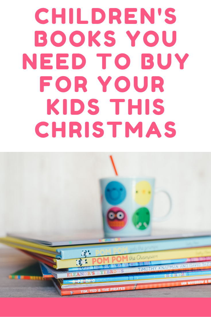 Childrens books you need to buy for your kids this christmas