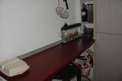 Arbeitsplatte Küche Befestigen