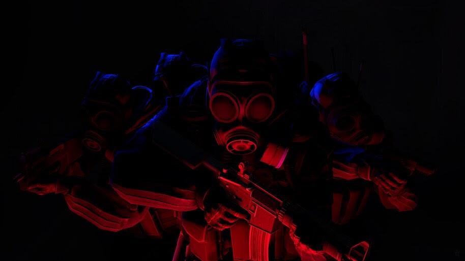 CS:GO, Counter Terrorist, 4K, #4.3185