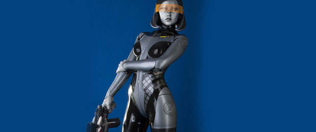 Awesome Mass Effect Cosplay