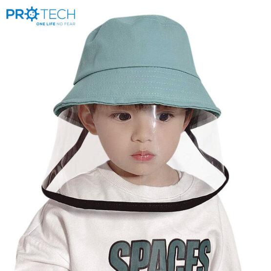 alternativa à mascara para criança