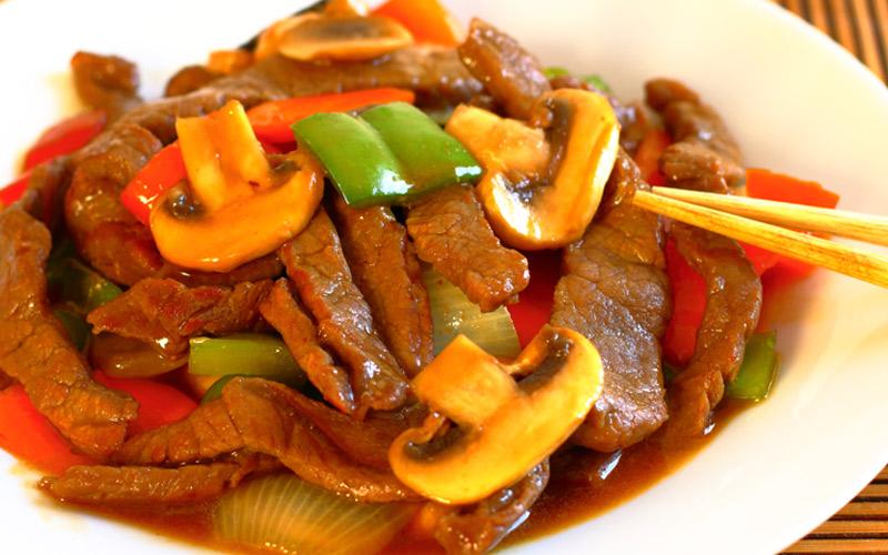La mejor Carne en Salsa de Ostras | Los Secretos de esta Receta China