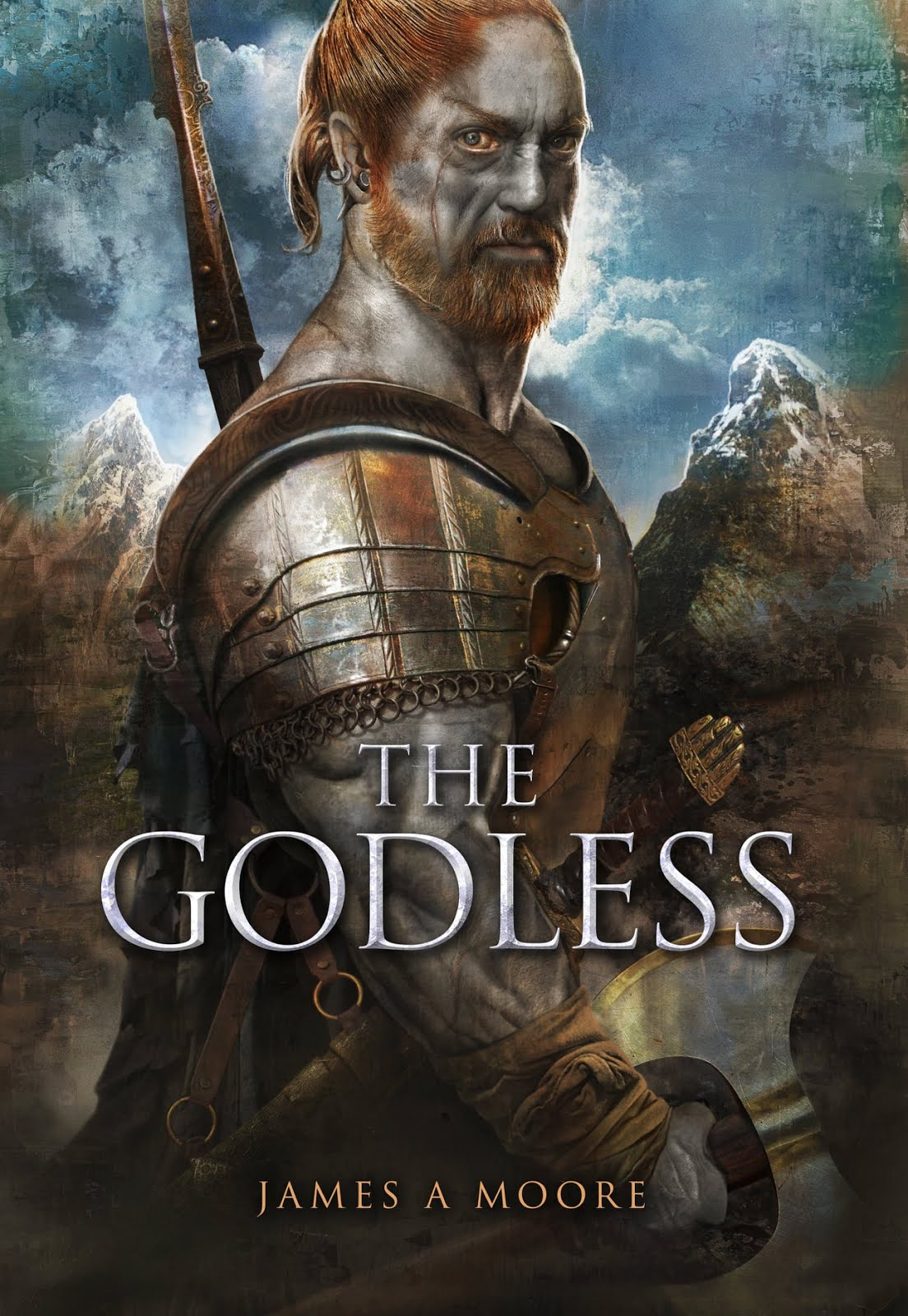 The Godless (Seven Forges, Bk 5)