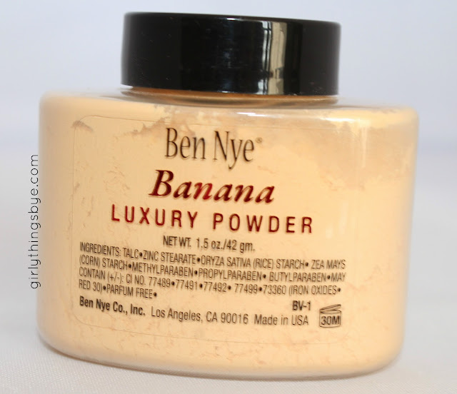 Ben Nye Banana Powder, girly things by *e*