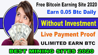 free Bitcoin cash earning and mining site 2020,best earning site