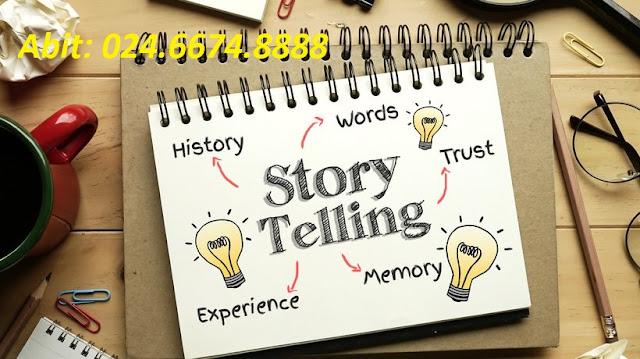 STORY TELLING: Làm content kể chuyện cho Fanpage