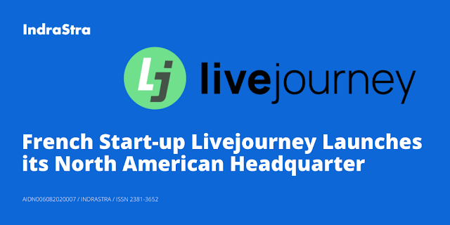 French Start-up Livejourney Launches its North American Headquarter