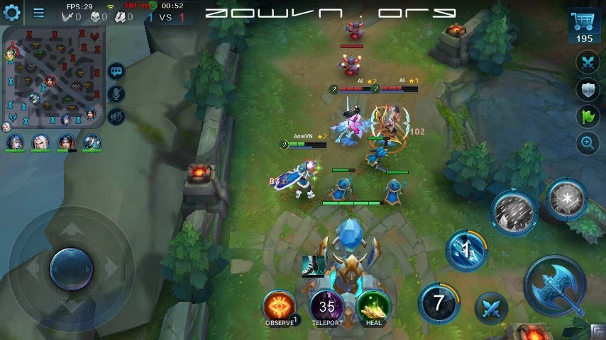 heroes evoled aowvn%2B%25287%2529 - Heroes Evolved - Game MOBA tuyệt hay trên Android & IOS