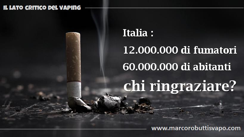 sigaretta elettronica fumo Italia